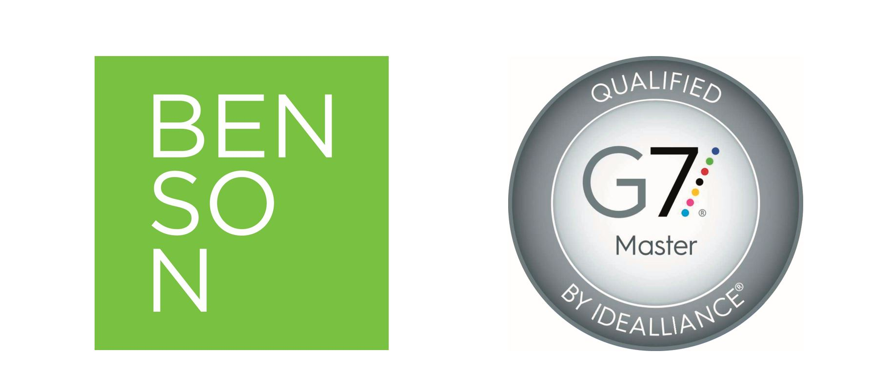Benson Awarded G7® Master Qualification Status for Third Consecutive Year