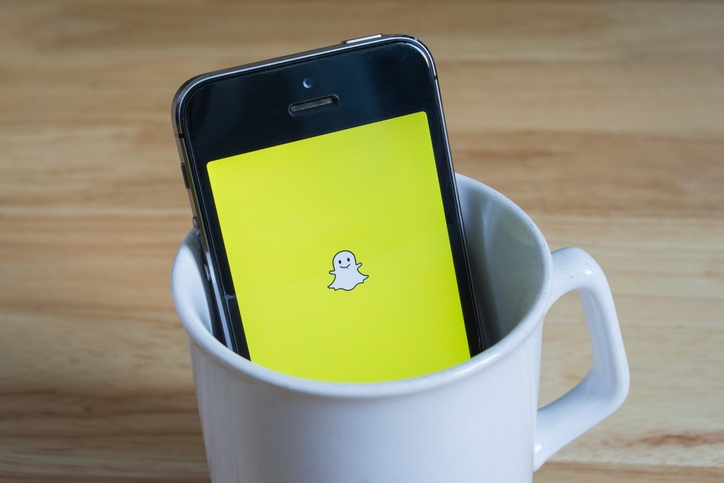 Snapchat…It's Not Just for Teens Anymore!