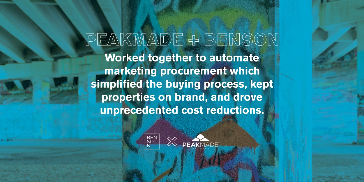 CASE STUDY: How Benson automated marketing for PeakMade