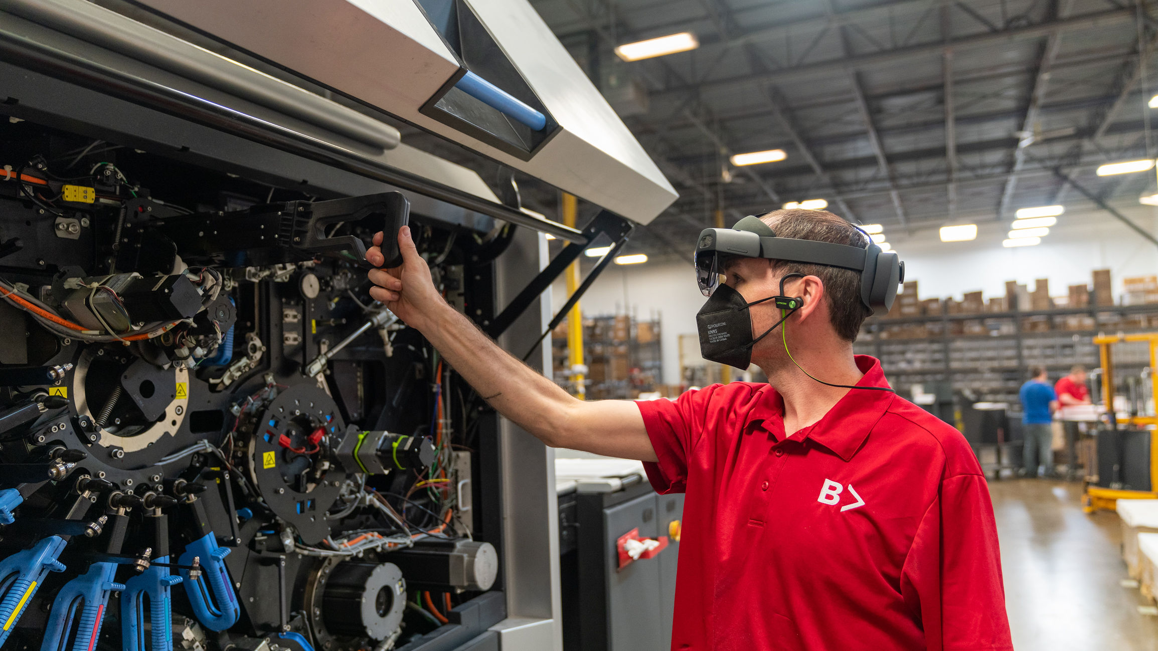 HP mixed reality technology to be beta tested at Benson