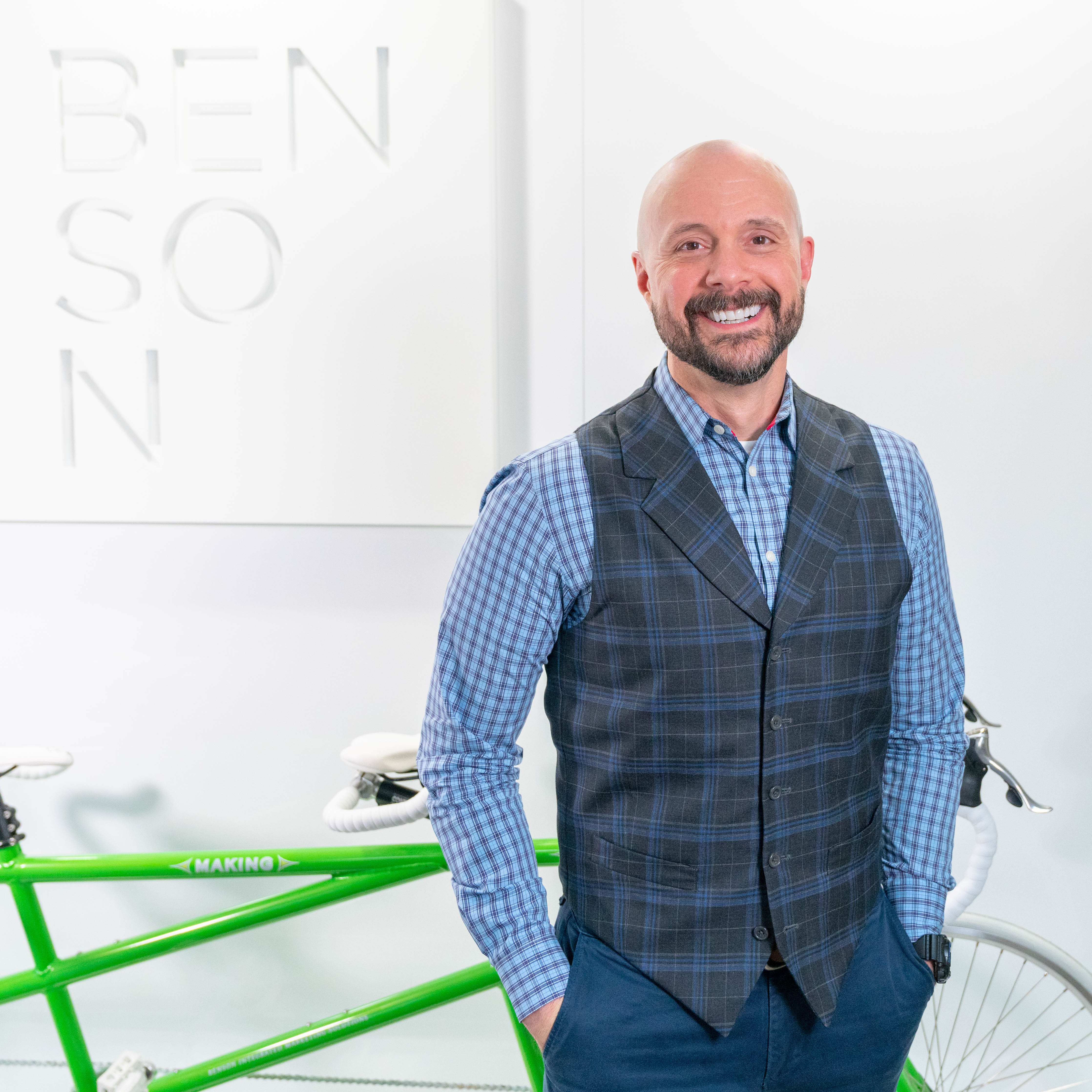 Benson Hires Rodney Sharples as Chief Experience Officer